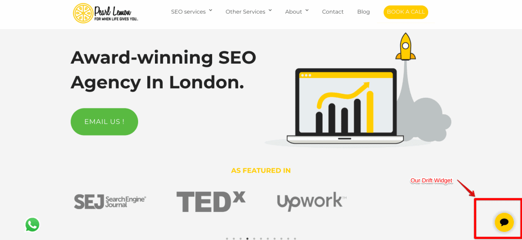 Pearl Lemon SEO Agency London