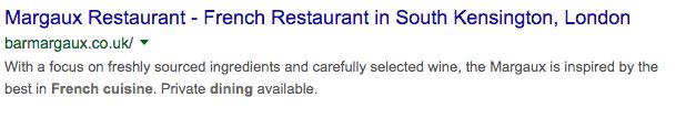 Rank Restaurants with SEO