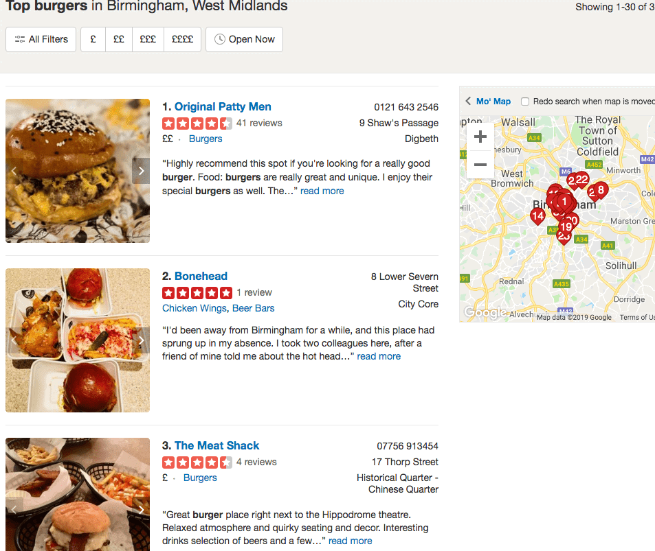 Boost Restaurant's Reviews And Ratings