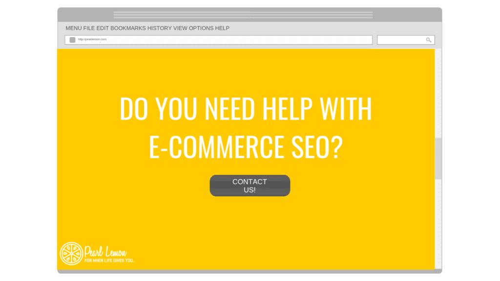 E-commerce SEO London