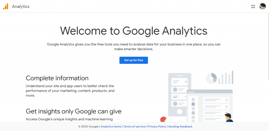 Google Analytics for small SEO Services