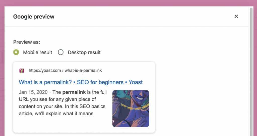 Yoast SEO WordPress Plug-in