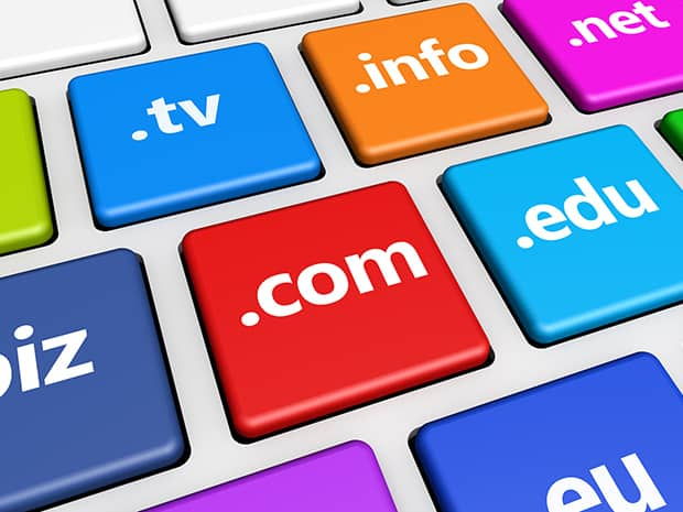 weebly domain name