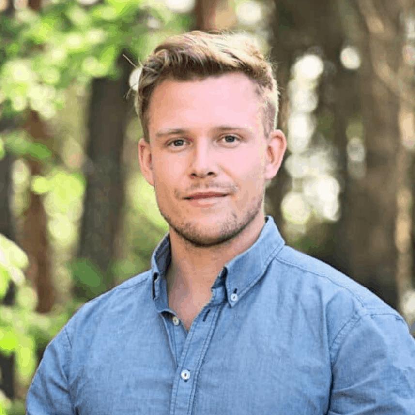 Johannes Larsson – Entrepreneur, Financer Ltd