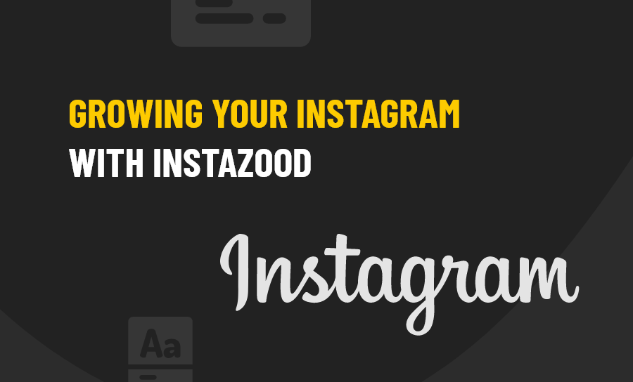 Instazood For Instagram