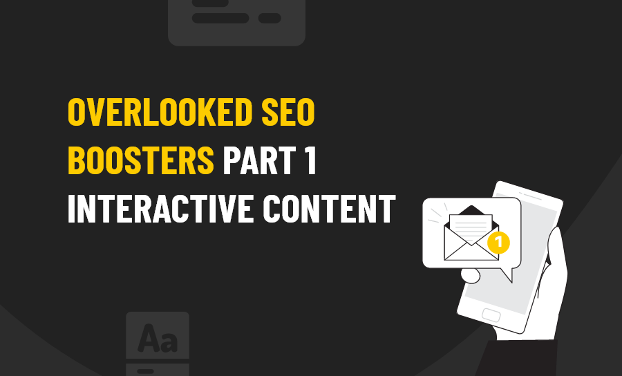 Overlooked SEO Boosters