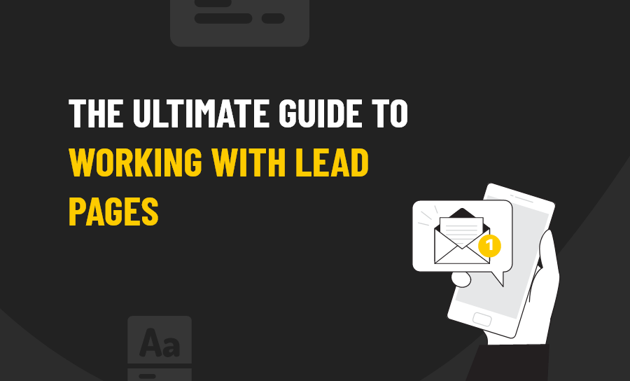 Lead Pages Guide