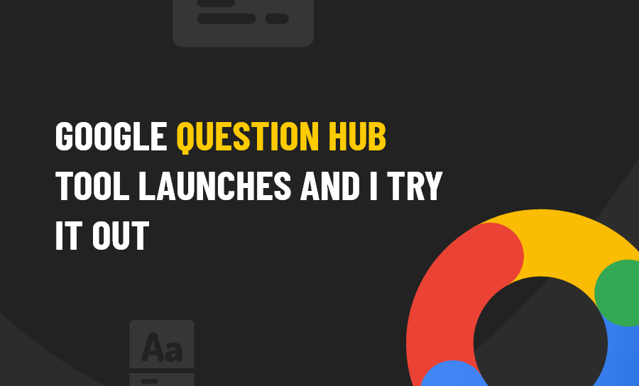 Question Hub Tool
