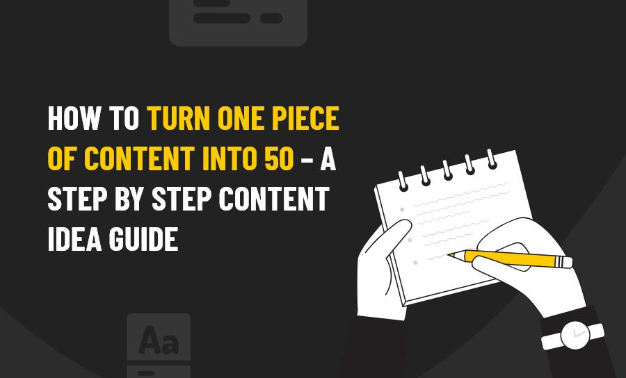 Content Idea Guide