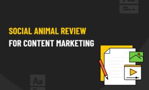 Social Animal Review