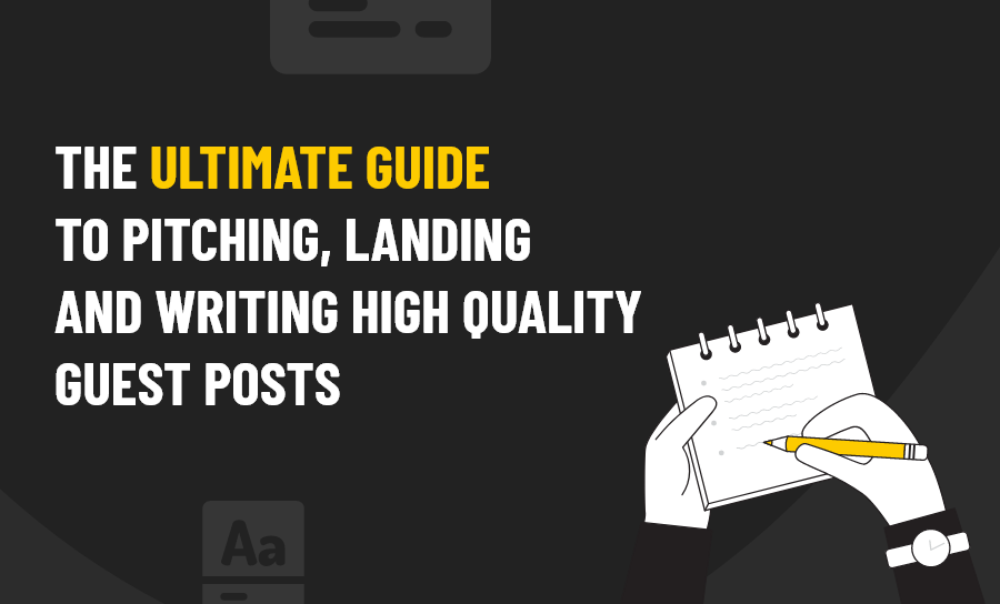 Guide to write guest post