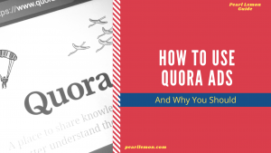 how to use quora ads