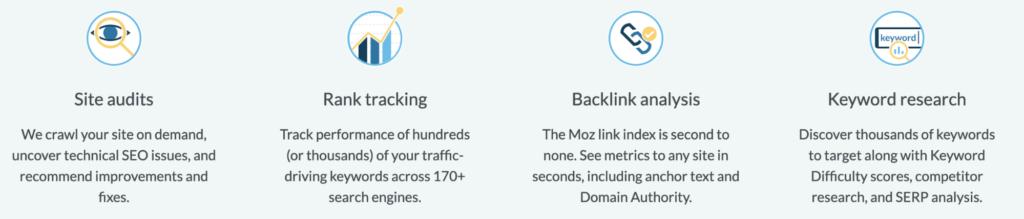 Moz Website Explorer