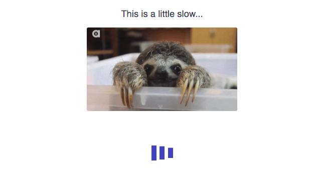 Little Slow