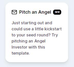 Pitch an Angel