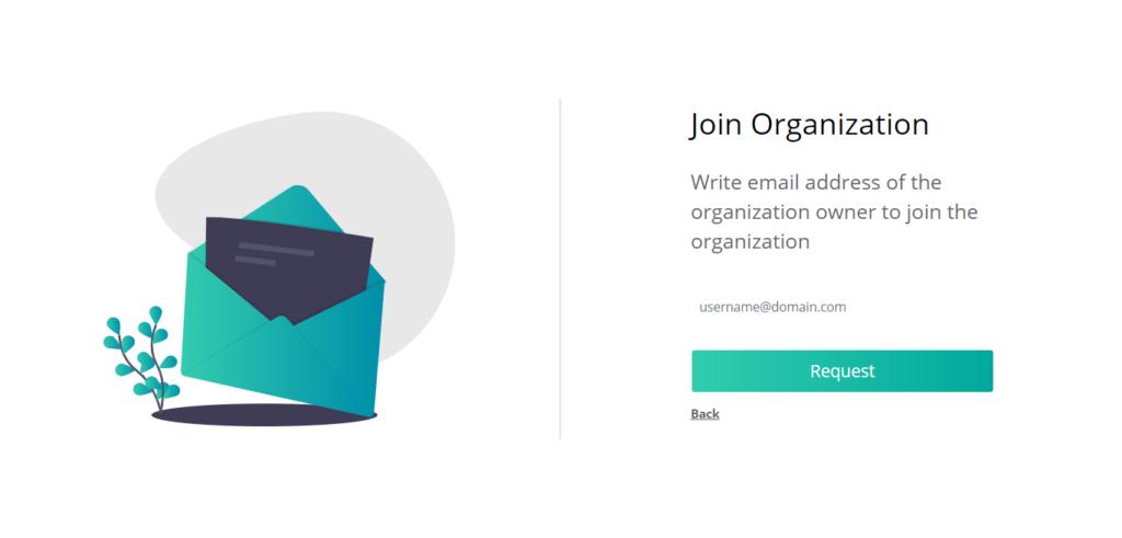 Join Organization