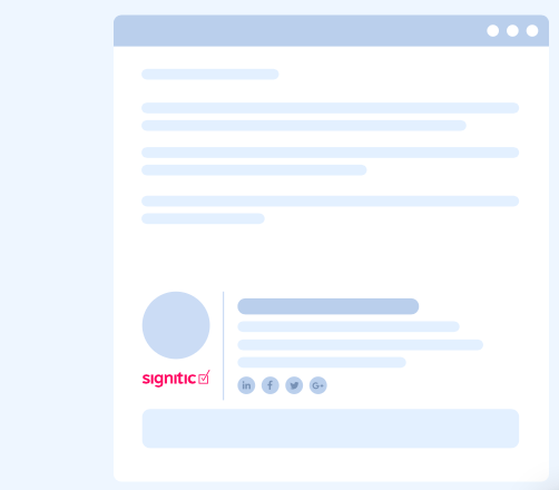 Signitic Review