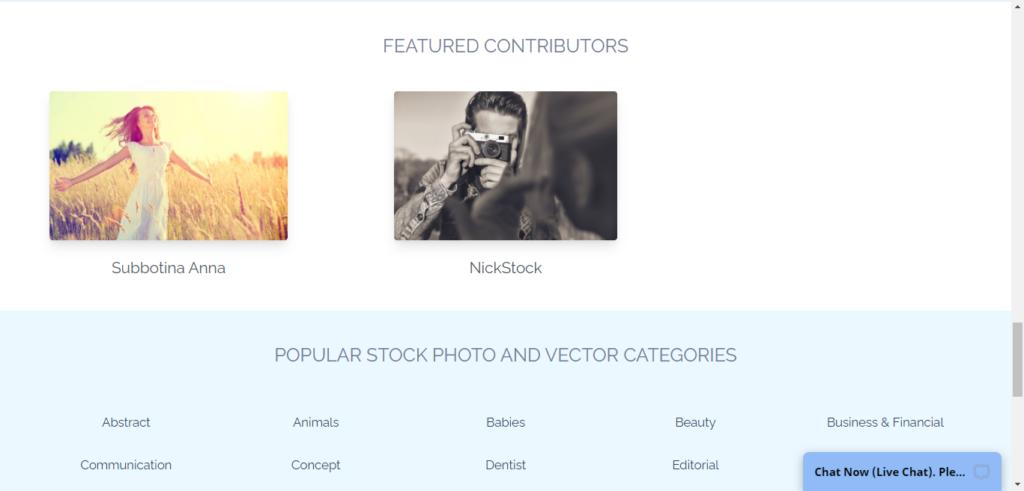 Feature Contributors