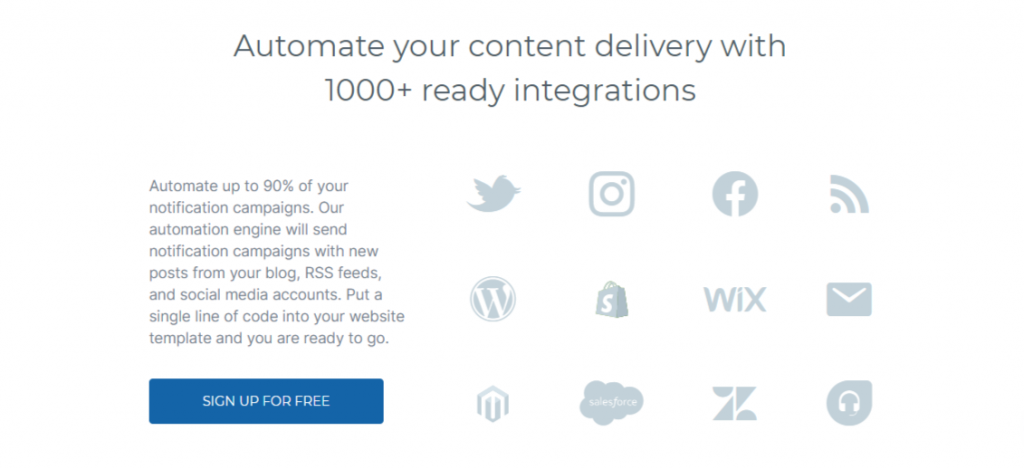 Automate Your Content