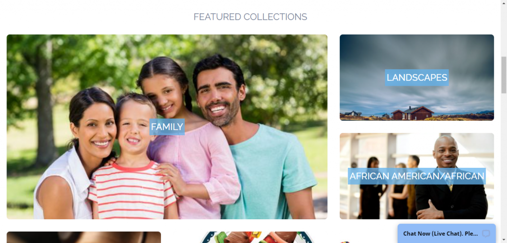 Feature Collections