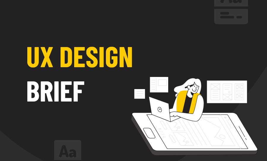 UX Design Brief