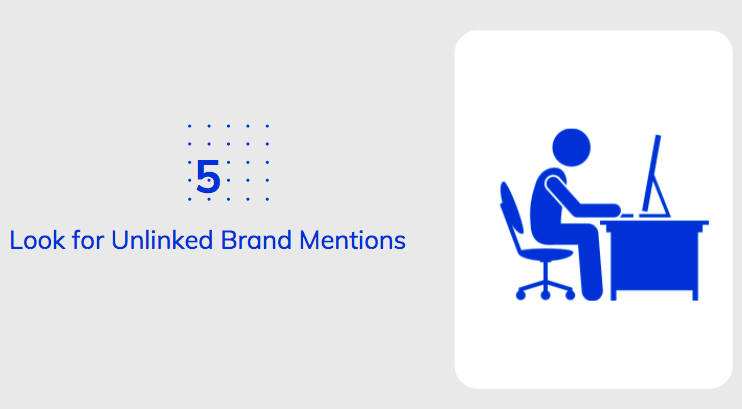 Look for Unlinked Brand Mentions