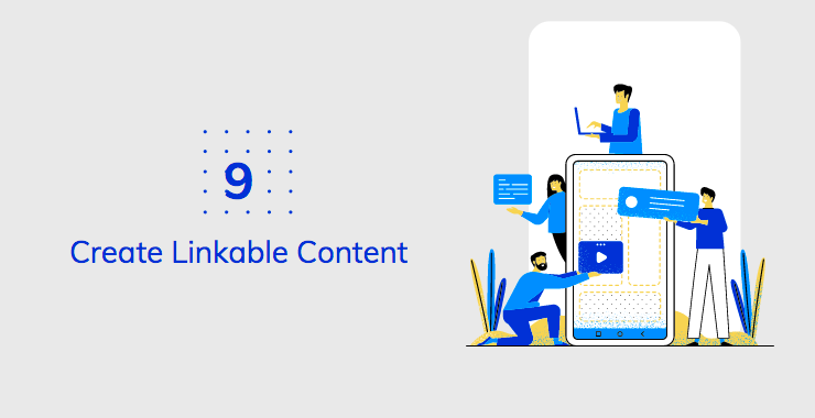 Create Linkable Content