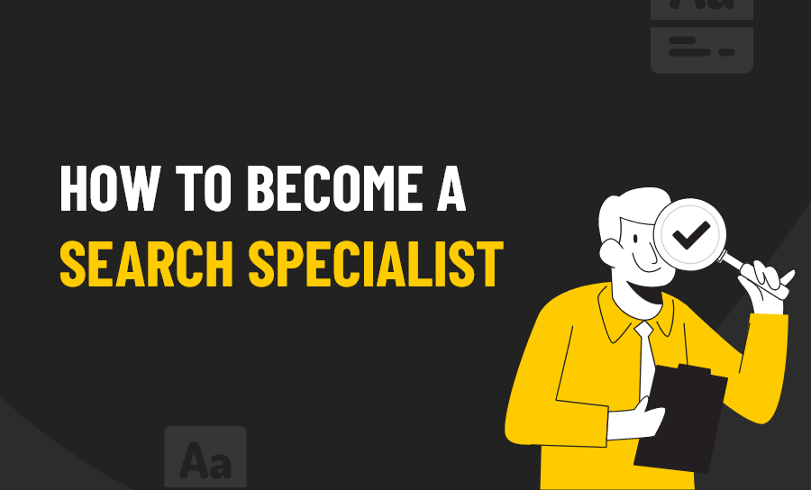 Search specialist