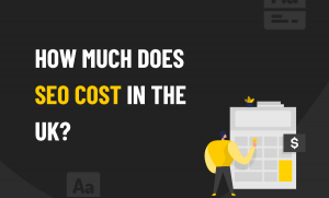 SEO cost in the UK