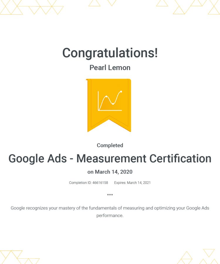 Ads Measurement