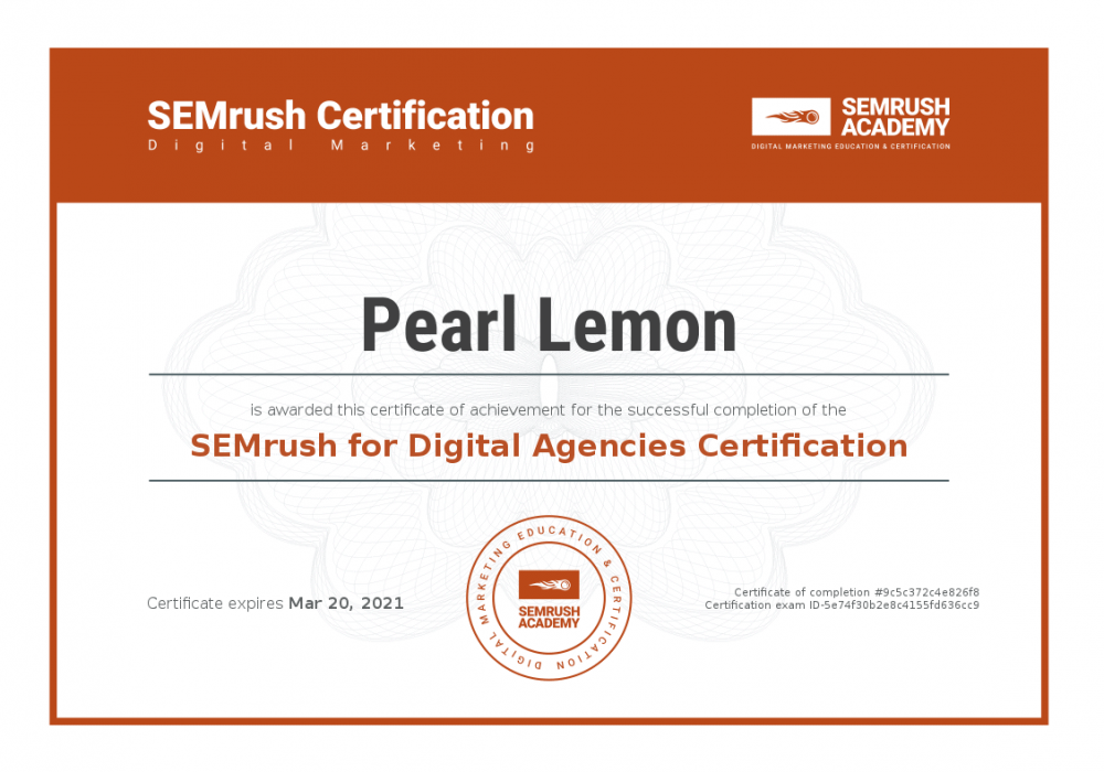 Certificate-semrush-for-digital-agencies