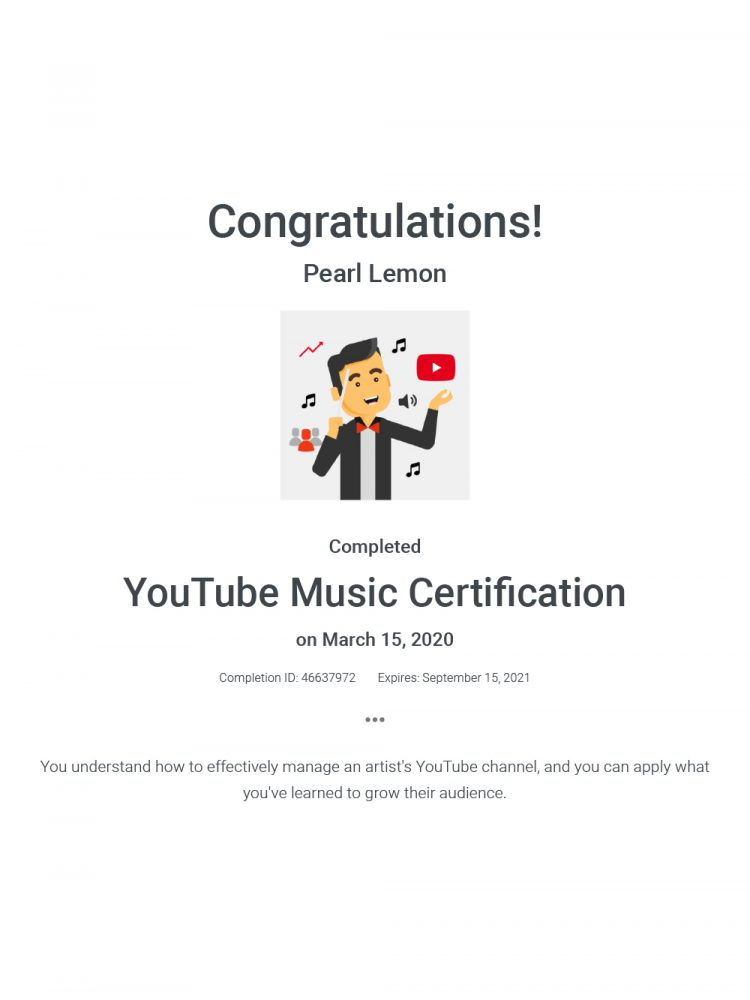 You Tube Music